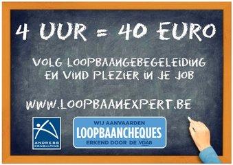Kostprijs loopbaanbegeleiding bij Loopbaanexpert