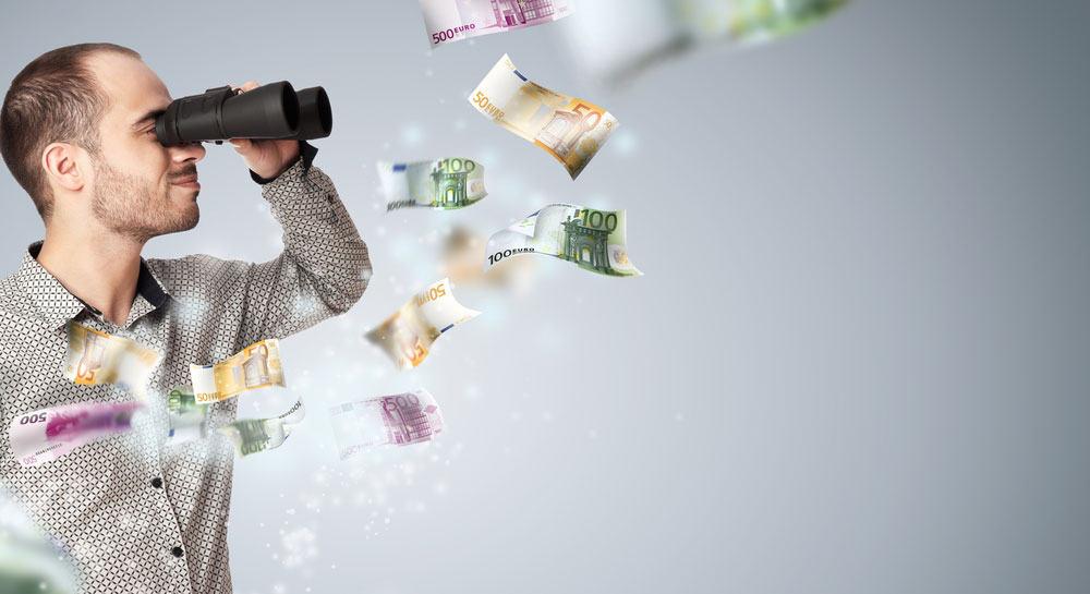 de euro's vliegen in het rond, maar loon is niet de beste motivator voor een carrièreswitch – Loopbaanexpert.